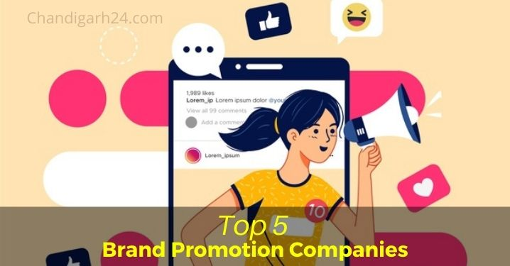 Top 5 Brand Promotion Companies in India