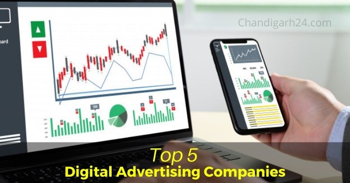 Top 5 Digital Advertising Companies in India