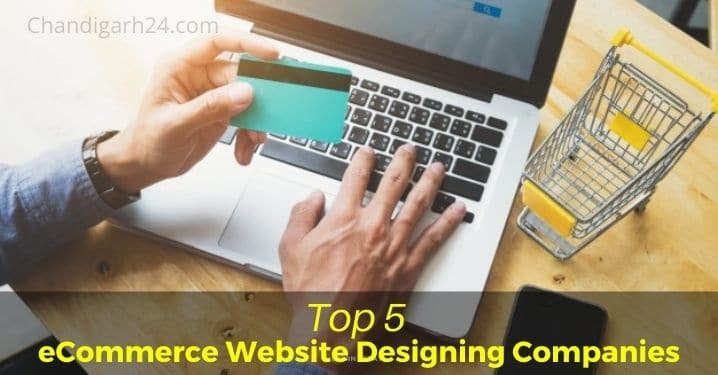 Top 5 eCommerce Website Designing Companies in India